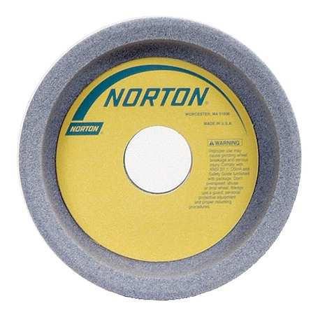 Straight Cup Wheel, 5Diax1.5 Tx1.25AH, PK5