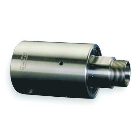 Rotary Union, 3/8 In NPT, Stainless Steel