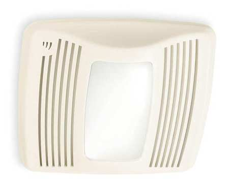 Bathroom Fan, 110 CFM, 1.3A, 90W