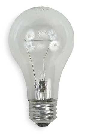 GE LIGHTING 25W,  A19 Incandescent Light Bulb
