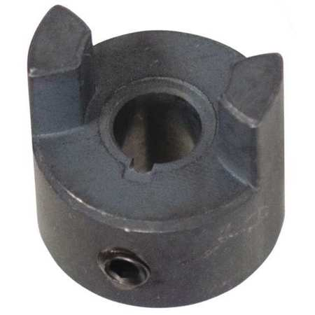 Jaw Coupling Hub, L050, Sint Iron, 11mm