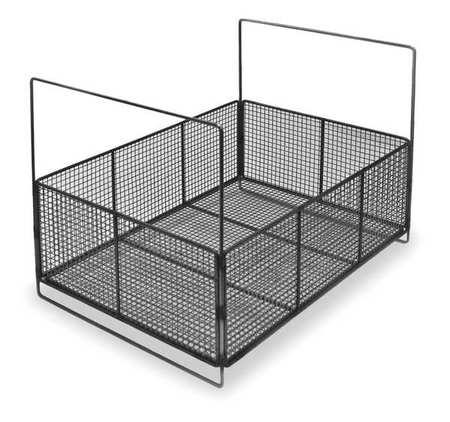 Parts Washer Basket, Open Mesh, 7-1/2 in H
