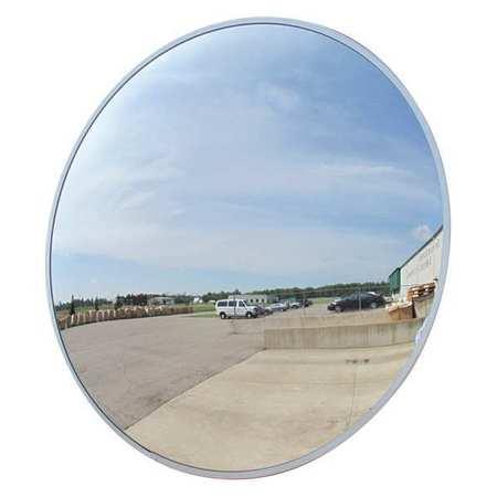Outdoor Convex Mirror, 36 Dia, Acrylic