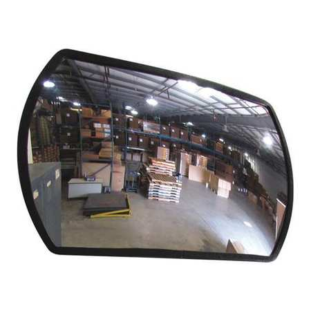 Outdoor Convex Mirror, 18x26 in.