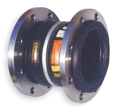 Expansion Joint, 2 1/2 In, Double Sphere