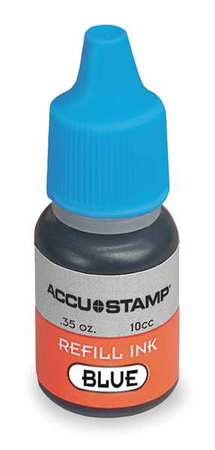 Ink Refill, Blue, 0.35 oz.