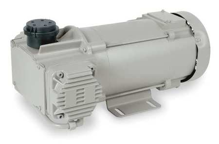 Piston Air Compressor, 1/2HP, 12VDCV