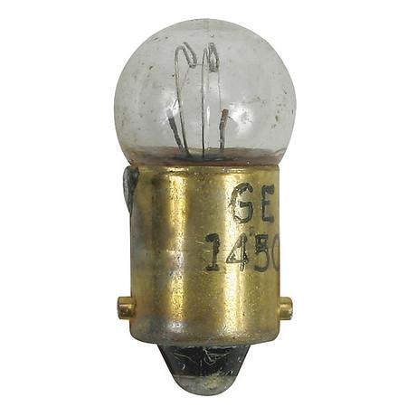 Miniature Lamp, 1450, G3 1/2, 24V