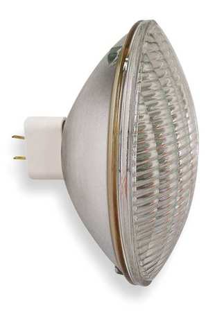 Incand Sealed Beam Floodlight, PAR64, 500W