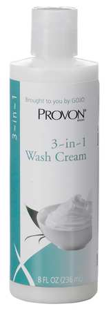 Wash Cream, Squeeze Bottle, Herbal, PK48