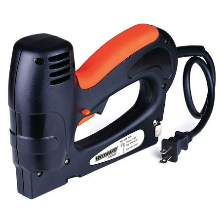 Staple/Nail Gun, Electric, Prof Duty