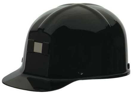 Msa Hard Hat W Lamp Bracket And Cord Holder 82769 Zoro Com