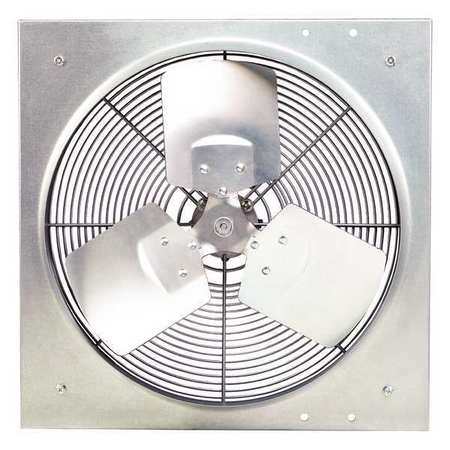 Direct Drive Exhaust Fans,  With Intake Guard