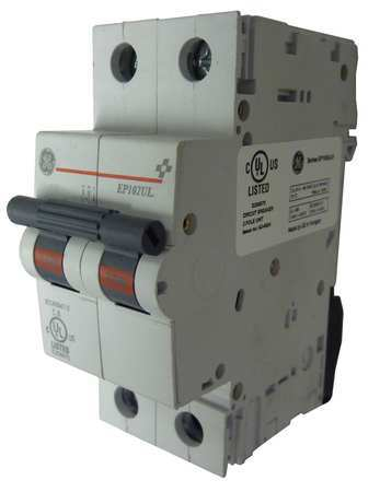 2P IEC Supplementary Protector 40A 277/480VAC