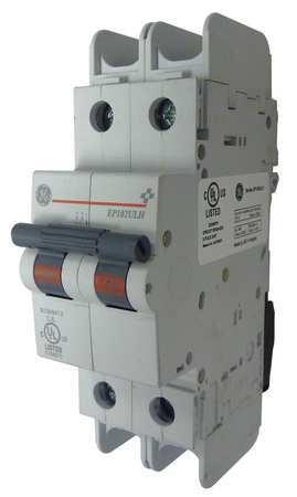 2P Miniature Circuit Breaker 20A 240VAC
