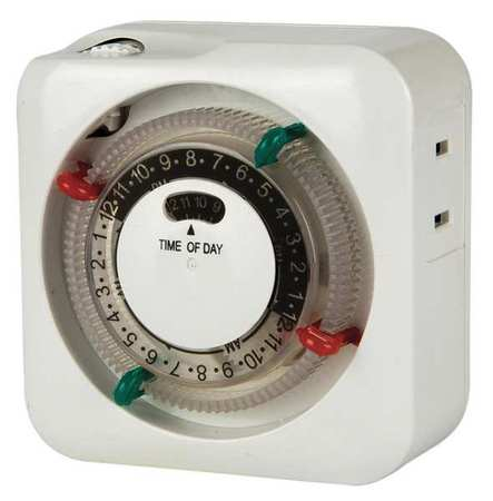 Plug-In & Wall Switch Timers - SYLVANIA