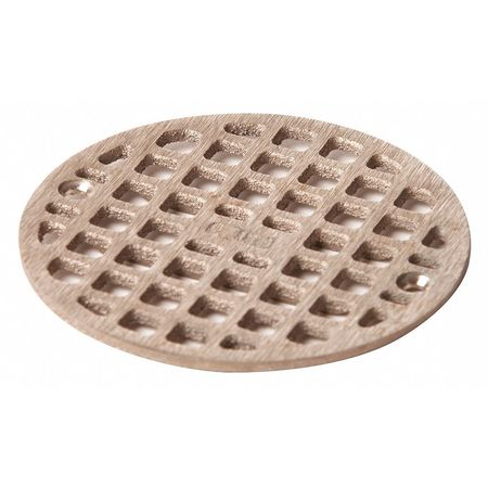 Jay r smith mfg co floor drain grate round 4 1116 in dia a05nbg floor drain grate round 4 1116 in dia tyukafo