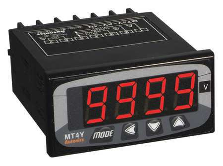AC Voltage Digital Panel Meter