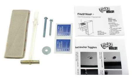 File Cabinet Fastener Straps