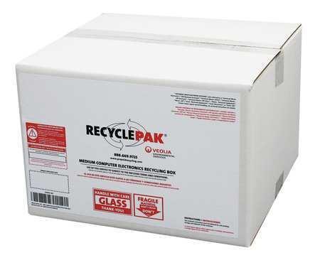 Recyclepak Electronics Recycling Kit 22x22x22In 061