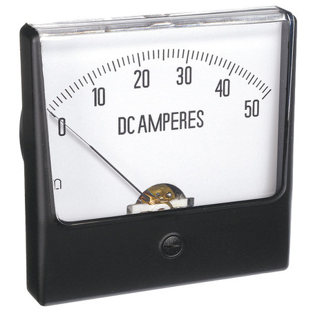 AC Current Analog Panel Meter