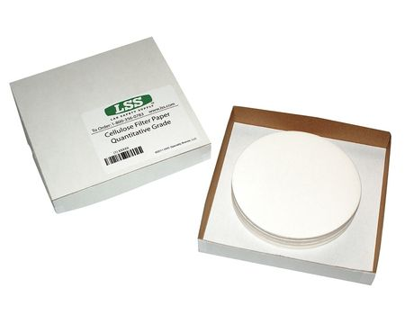 Quantitative Filter Paper 15.0 cm Diameter