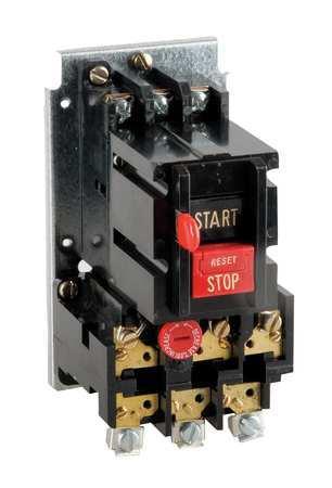 Eaton Manual Motor Starter, NEMA, 3P, M-1 B100M1CA | Zoro.com