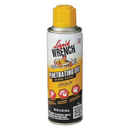 Penetrating Oil,  Aerosol Can,  5.5 Oz.