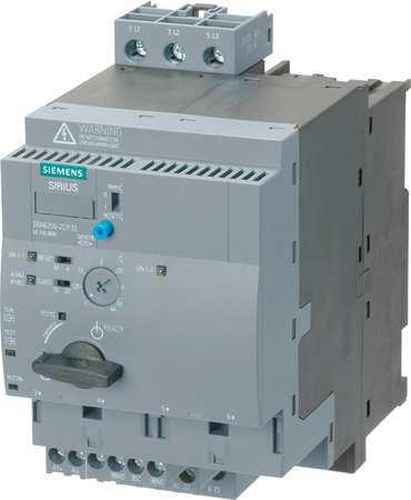 Siemens Iec Magnetic Motor Starter 110 240v 3ra6250 1ep32