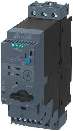 Siemens Iec Magnetic Motor Starter 24vac Dc 1 4a 3ra6120