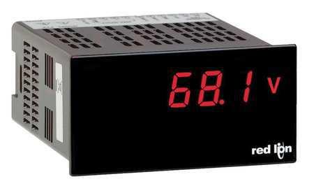 Lite DC Volt Meter UL Listed