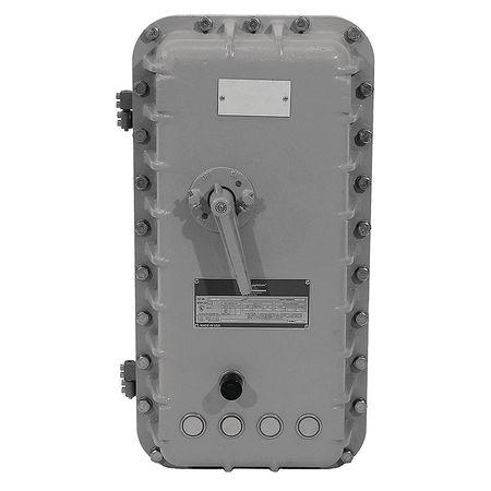 Appleton Electric Motor Starter Nonrev Atl Size 0 240vac Ae0ba2w1