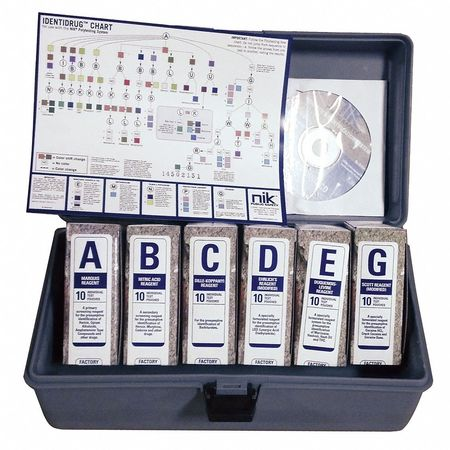 Drug & Narcotic Test Kits