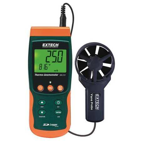 Thermo-Anemometer / Dataloggers