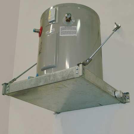 Value Brand Water Heater Platform Wall Mount 40 Swhp W