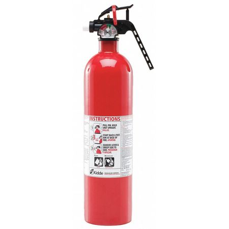 Class BC Fire Extinguishers