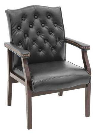 Regency Ivy League Side Chair, Black (9075BK)