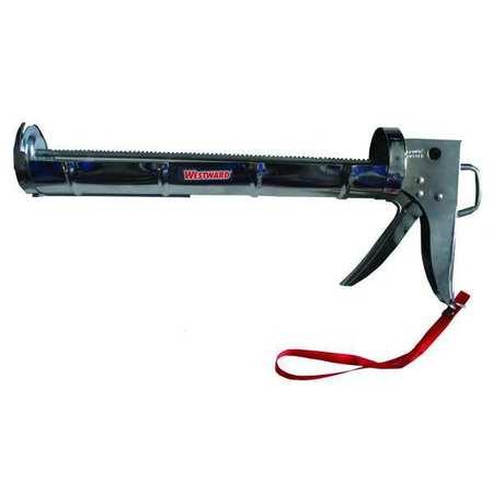 Ratchet Caulk Gun