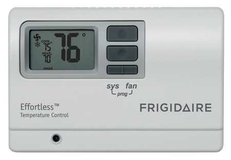 Programmable Wired Thermostat