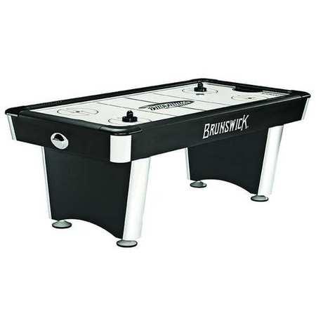 Windchill Air Hockey Table, Aluminum Rail
