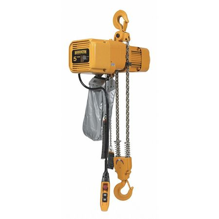 Electric Chain Hoist, 10, 000 lb., 10 ft.