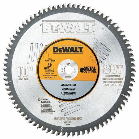 Dewalt circular saw bld crbde 10 in 80 teeth dw7665 zoro circular saw bld crbde 10 in 80 teeth greentooth Gallery