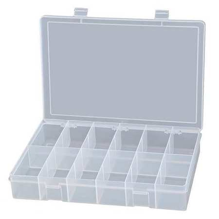 "12 Compartment Box,  13-1/8""W x 2-5/16""H"