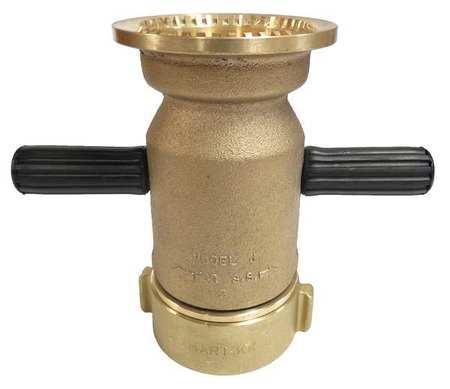 Industrial Fire Hose Nozzle 2-1/2 In.  sc 1 st  Zoro Tools & Elkhart Brass Industrial Fire Hose Nozzle 2-1/2 In. J | Zoro.com