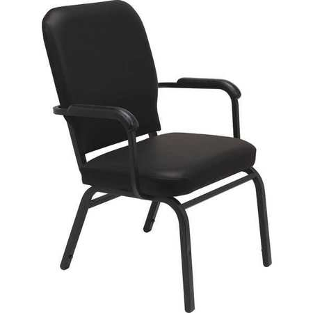 Chair, W/Arms, 500lb. Capacity