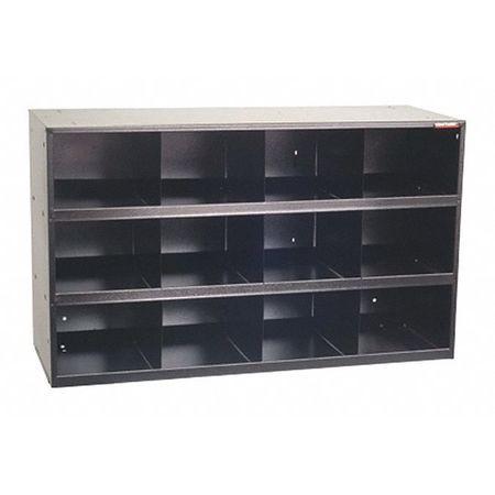Storage Cabinet, 12 Bin Organizer