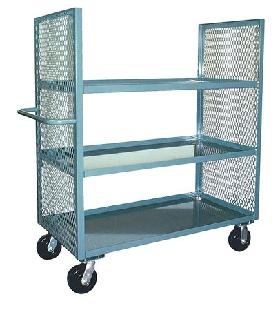 Buy Utility Storage Carts Free Shipping Over 50 Zoro Com