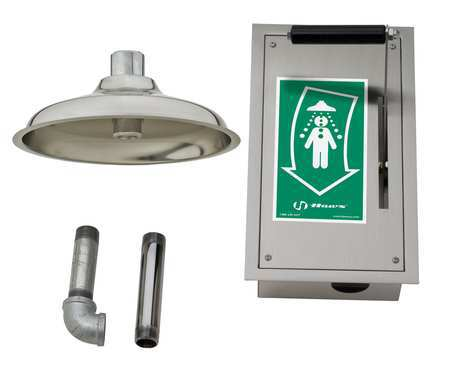 Ceiling Mount Emergency Showers