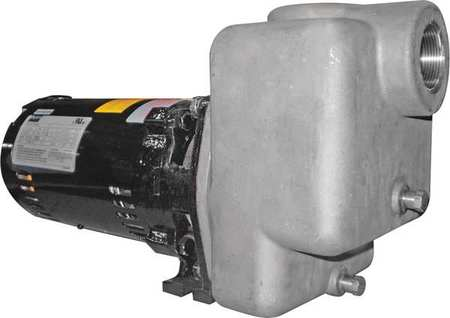 Centrifugal Pump,  3/4 HP,  ODP,  3 Ph