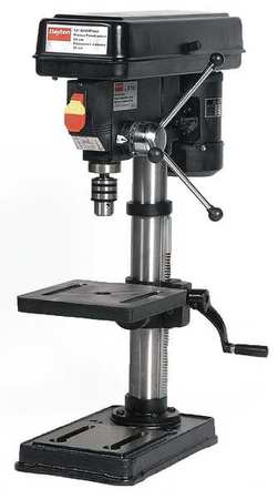 dayton bench drill press belt 10 1 3 hp 120v 16n196 zoro com rh zoro com dayton drill press 5phc3 manual dayton 20 drill press manual